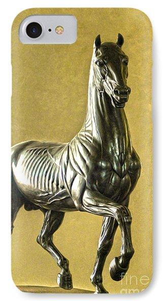 Anatomical Horse IPhone Case