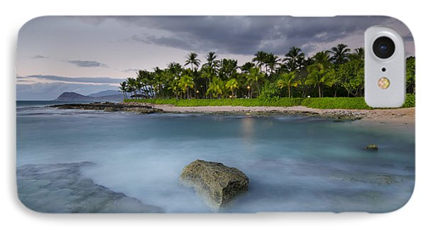 Anchor Of The Sea At Koolina IPhone Case