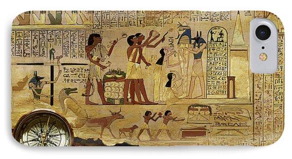 Ancient Egypt Civilization 06 IPhone Case