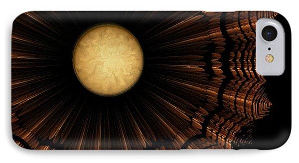 Ancient Nimbus World IPhone Case