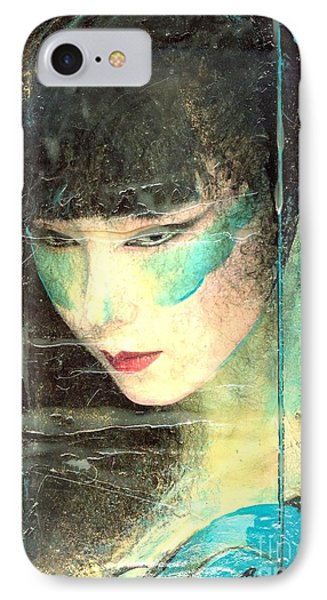 And She Waits IPhone Case