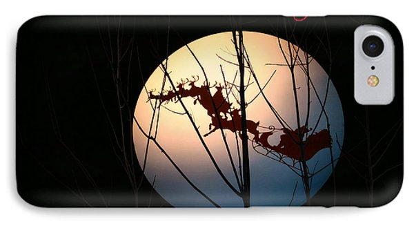 And To All A Good Night IPhone Case