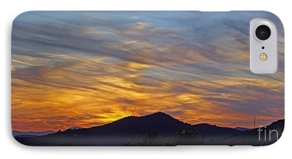 Andalucia Sunset Panorama IPhone Case