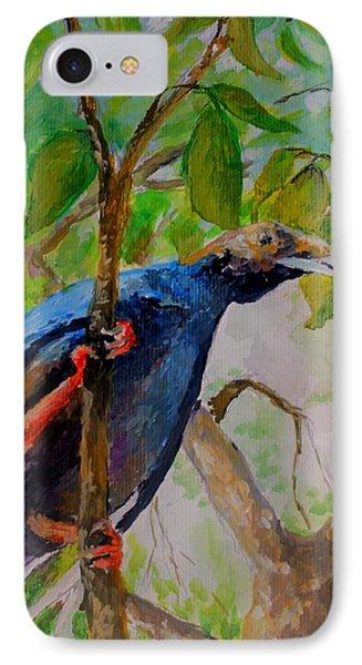 Angel Bird Of  North Moluccas IPhone Case