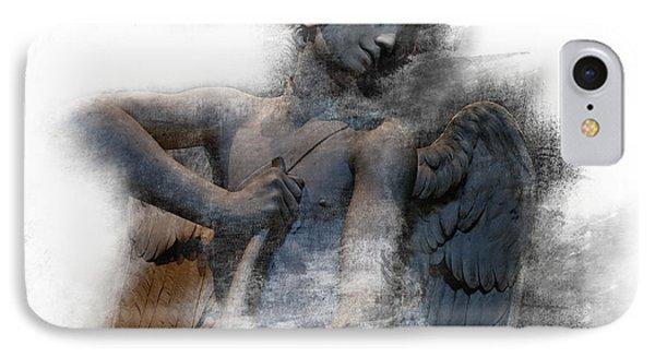 Angel Warrior IPhone Case