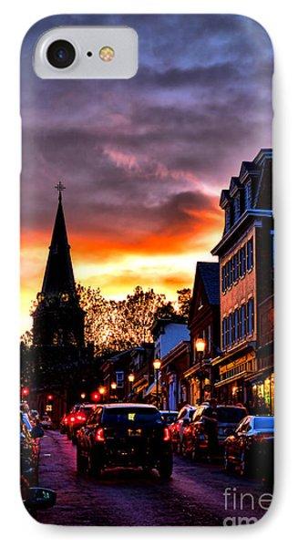 Annapolis Night IPhone Case