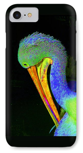 Another Pelican Partygoer IPhone Case