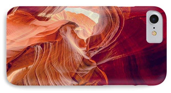 Antelope Canyon Navajo Nation Page Arizona Weeping Warrior IPhone Case