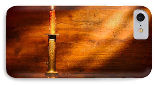 Antique Candlestick IPhone Case