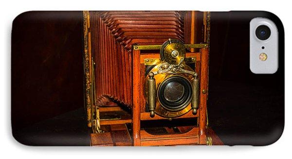 Antique Pony Premo No 6 Camera IPhone Case