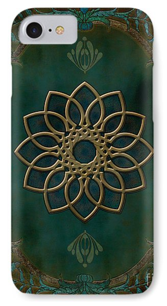 Antique Wall Mural IPhone Case