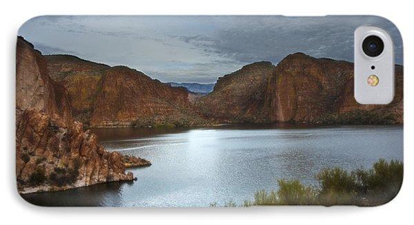 Apache Trail Canyon Lake IPhone Case