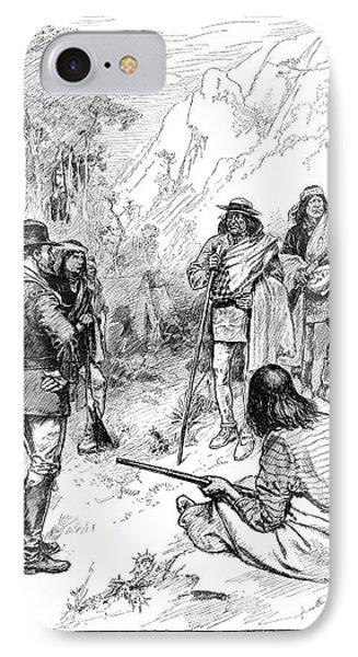 Apache Wars, 1883 IPhone Case