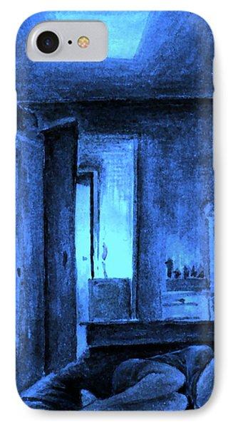 Apocalypsis 2001 Or Abandoned Soul IPhone Case