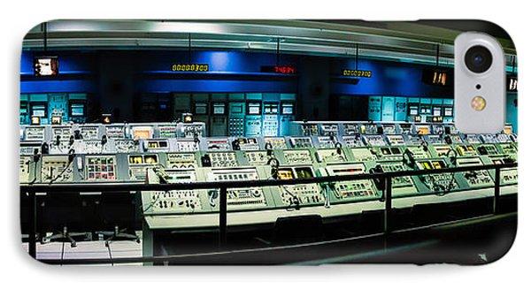 Apollo Mission Control IPhone Case