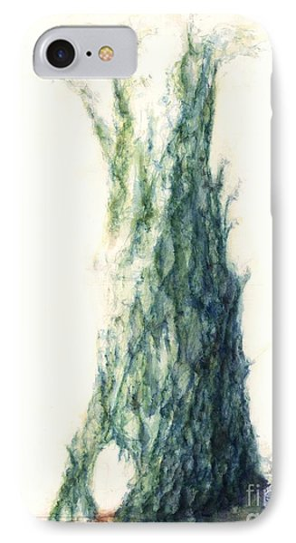 Aqua Duir IPhone Case
