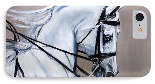 Arab Park Horse IPhone Case