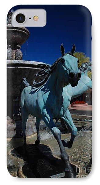 Arabian Horse Sculpture IPhone Case