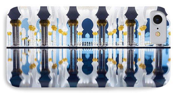 Print iPhone 8 Case - Arabian Nights by Matteo Colombo