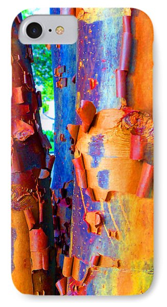 Arbutus Tree Summer IPhone Case