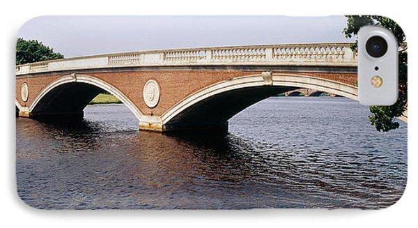 Arch Bridge Across A River, Anderson IPhone Case