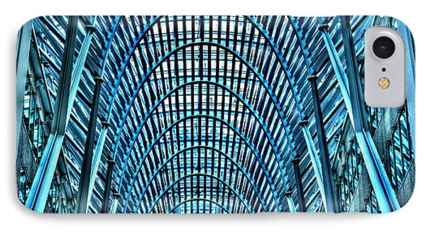 Arches In Brookefield Place IPhone Case
