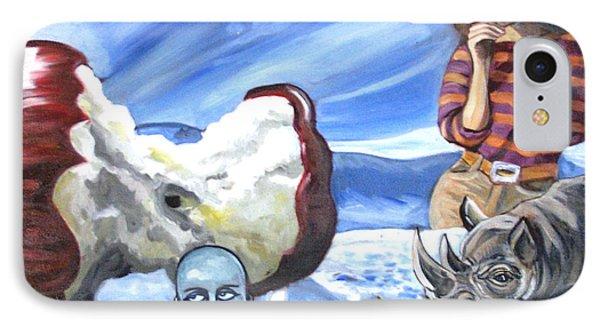 Arctic Soiree IPhone Case