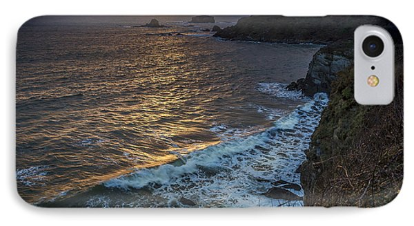 Ares Estuary Mouth Galicia Spain IPhone Case