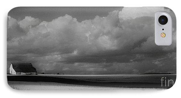 Aroostook Wheat Field IPhone Case