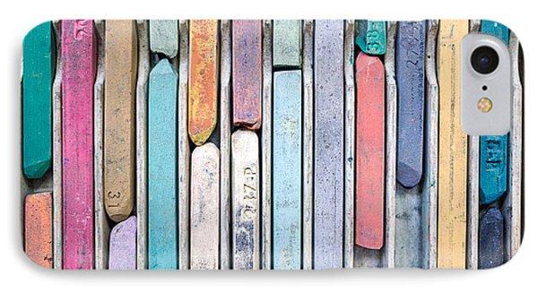 Artists Chalks IPhone Case