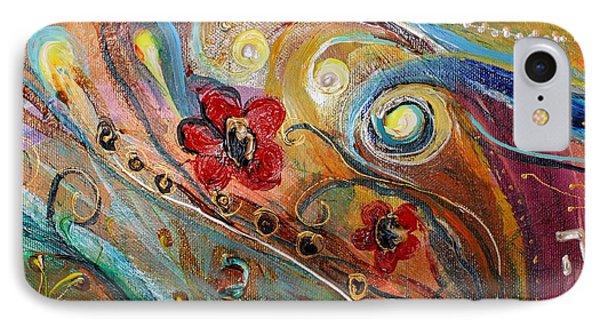 Artwork Fragment 10 IPhone Case