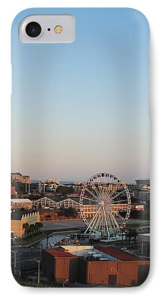 As The Wheel Turns IPhone Case