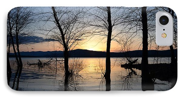 Ashokan Reservoir 43 IPhone Case