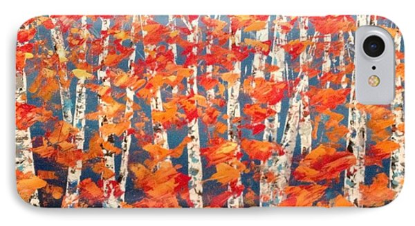 Aspen Abstract No. 2  IPhone Case