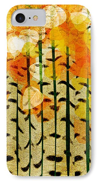 Aspen Colorado Abstract Square 4 IPhone Case