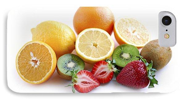 Assorted Fruit IPhone Case