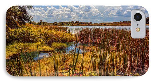 At The Water's Edge IPhone Case