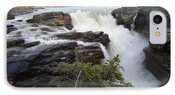 Athabasca Falls Jasper IPhone Case