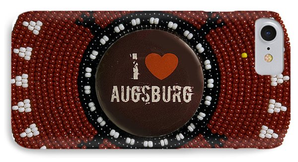 Augsburg 2011 IPhone Case