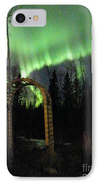 Auroral Arch IPhone Case