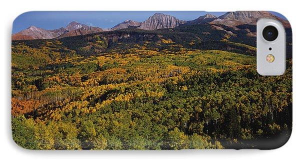 Autumn At Mt. Wilson IPhone Case