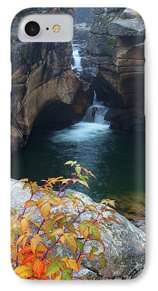 Autumn At The Grotto IPhone Case