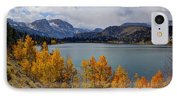 Autumn Beauty At June Lake IPhone Case