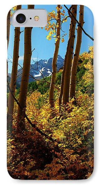 Autumn Brilliance 2 IPhone Case