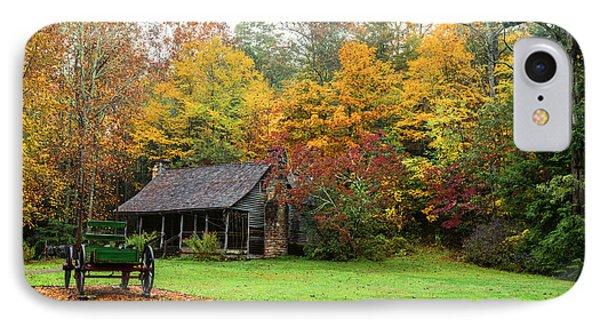 Autumn Home IPhone Case