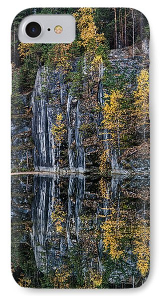 Autumn Lanscape 5 IPhone Case