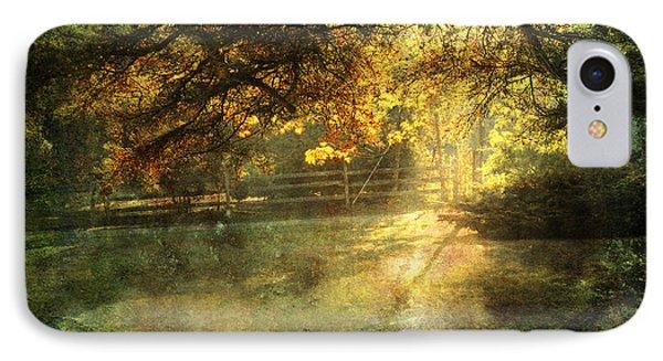 Autumn Light IPhone Case