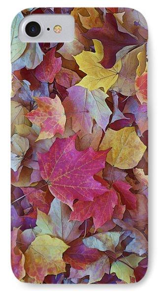 Autumn Maple Leaves - Phone Case IPhone Case