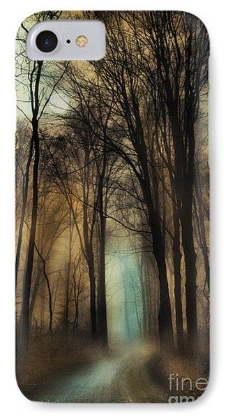 Autumn Moonlight IPhone Case
