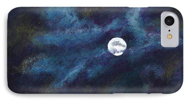 Autumn Moonscape IPhone Case